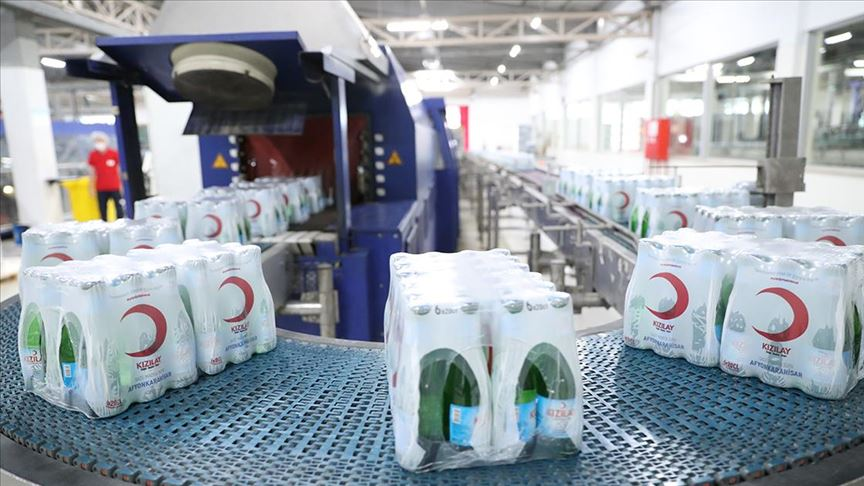 Kızılay İçecek yeni Ar-Ge merkezini Afyon'da açtı