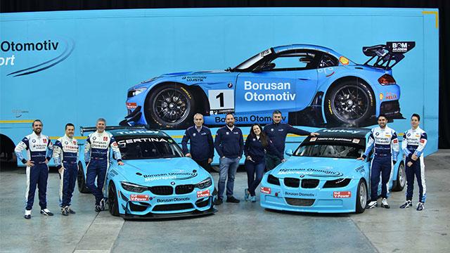 Borusan Motorsport Türkiye'nin tanıtımına devam ediyor