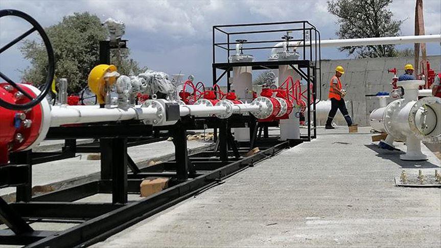 Türkiye'nin doğal gaz depolama altyapısına 495 milyon dolarlık yatırım