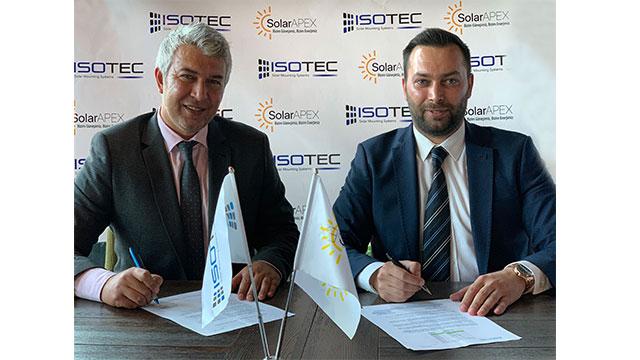 SolarAPEX ve ISOTEC'ten güneş enerjisinde çığır açacak işbirliği