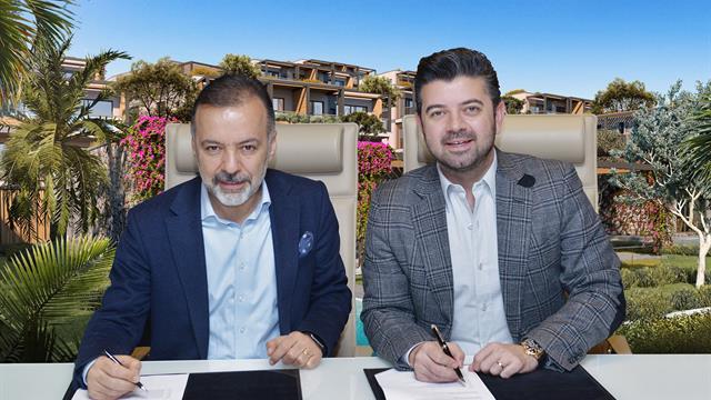 Deniz GYO, Le Chic Bodrum'da Kaya Hotels & Resorts ile anlaştı