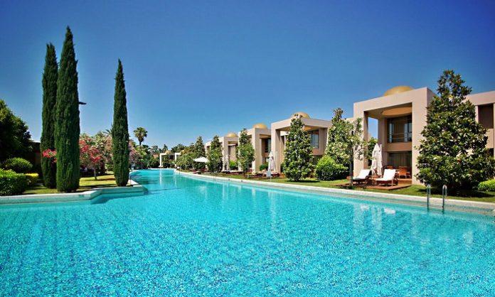 Gloria Serenity Resort misafirlerini bekliyor