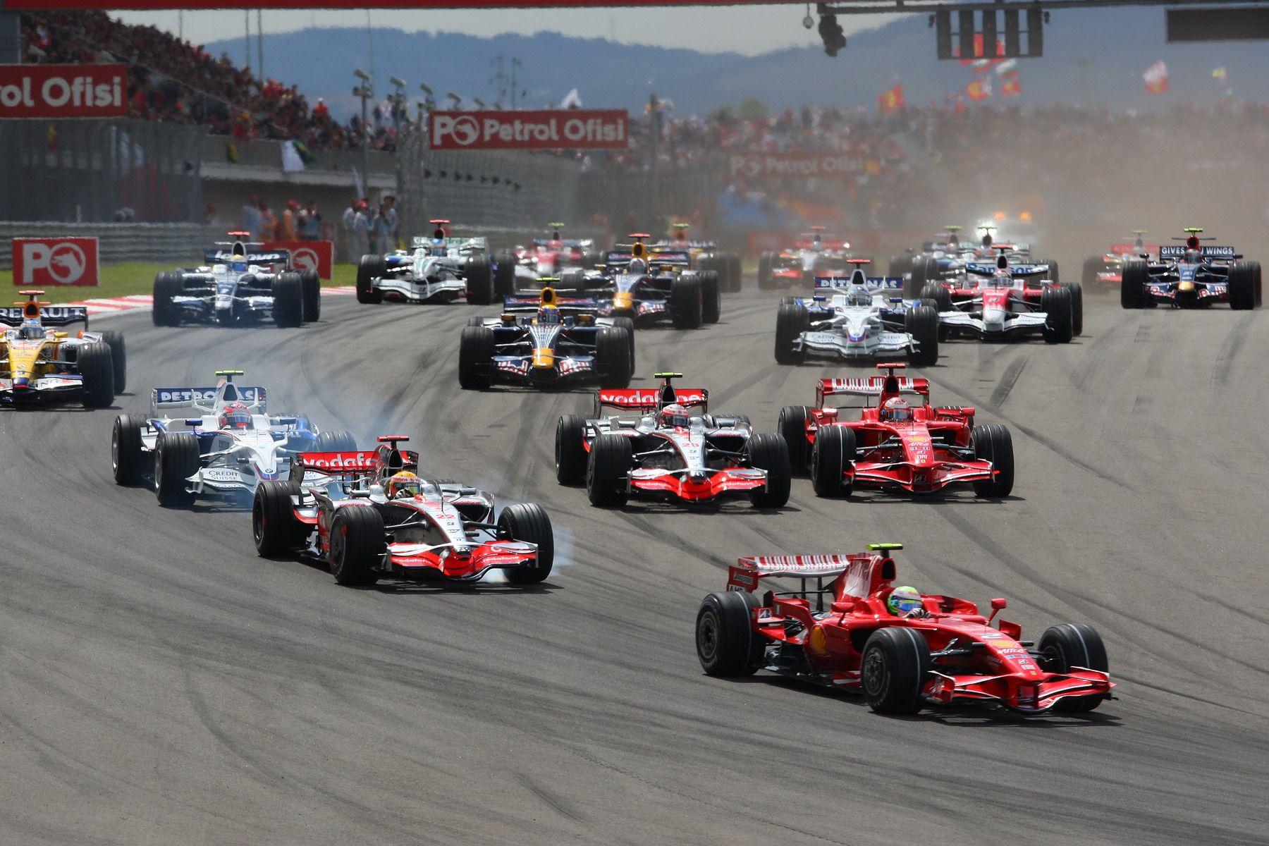 Intercity'den 'Formula 1 Türkiye GP' açıklaması