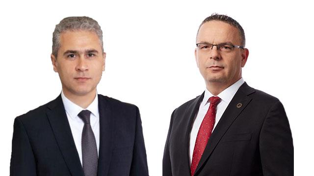 İş Bankası'na iki yeni genel müdür yardımcısı