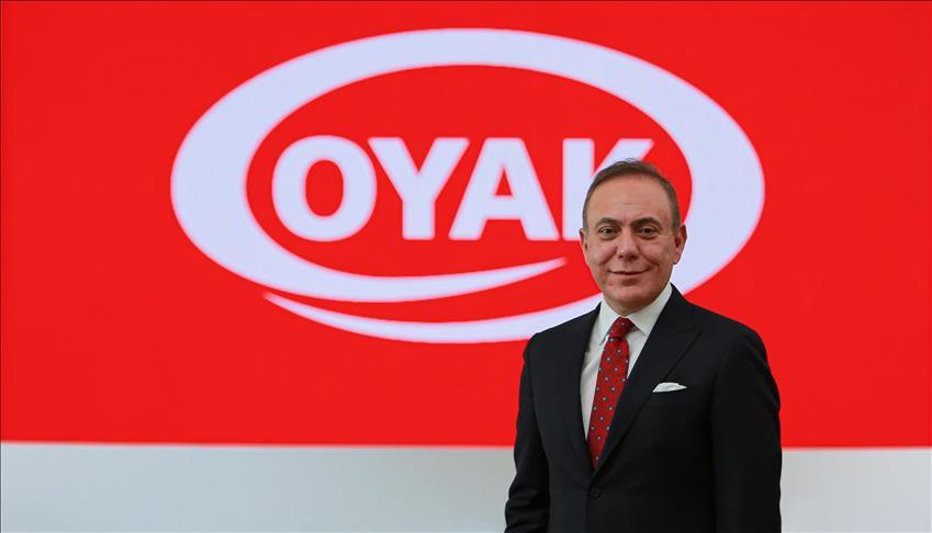 OYAK, TOTAL ve M Oil'in operasyonlarını birleştirdi