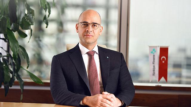 Türkiye Finans'ın Yönetim Kurulu Başkanı Wael Abdulaziz A. Raies oldu