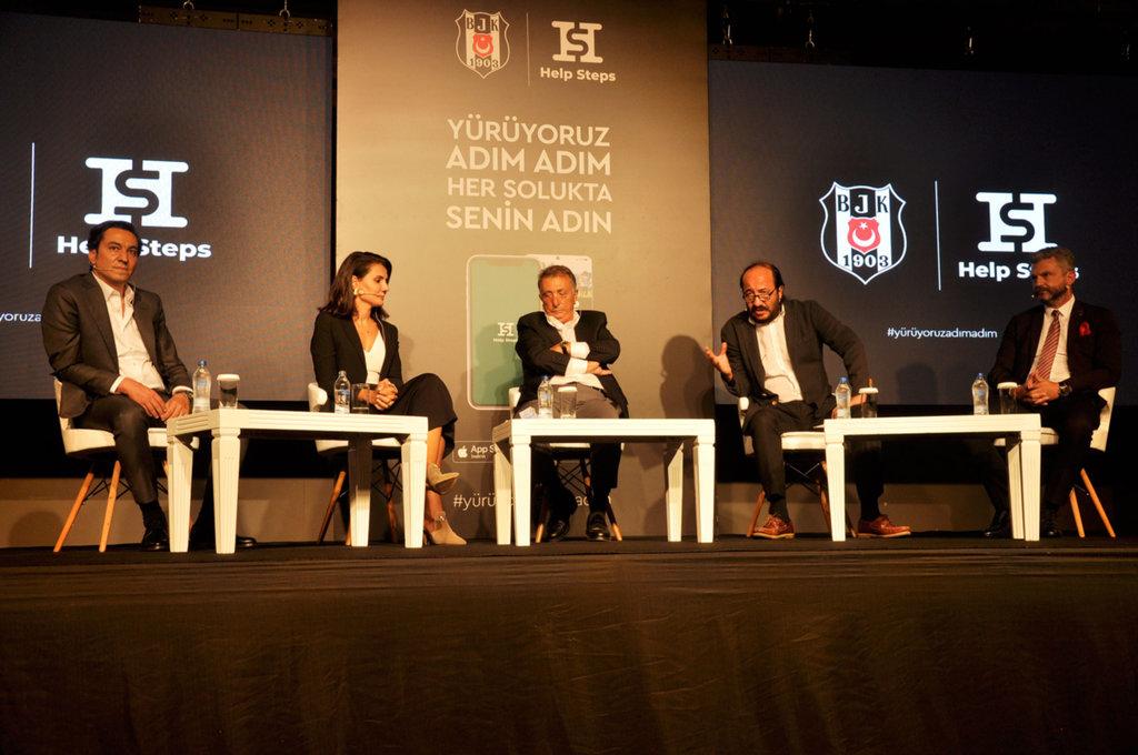 Beşiktaş JK, adımları bağışa çeviriyor