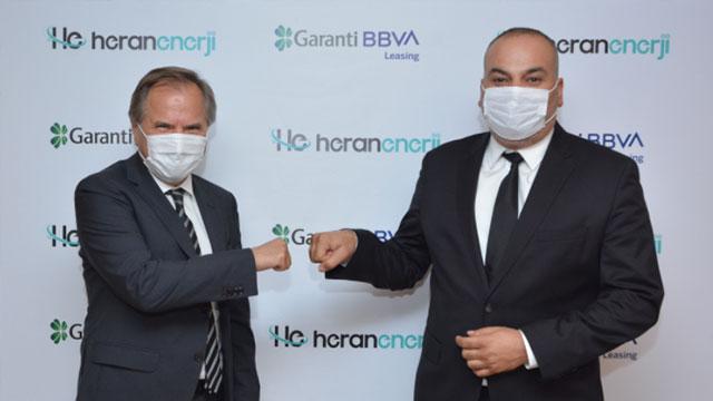 Garanti BBVA Leasing'den iki önemli işbirliği