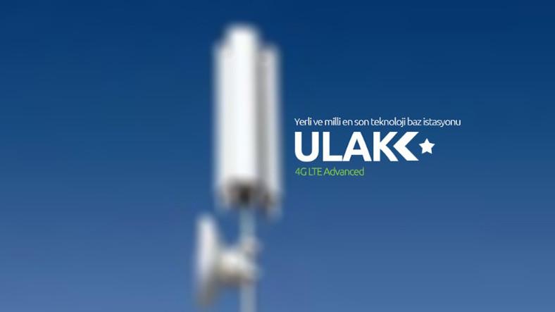 71 ilde yerli baz istasyonu ULAK'tan