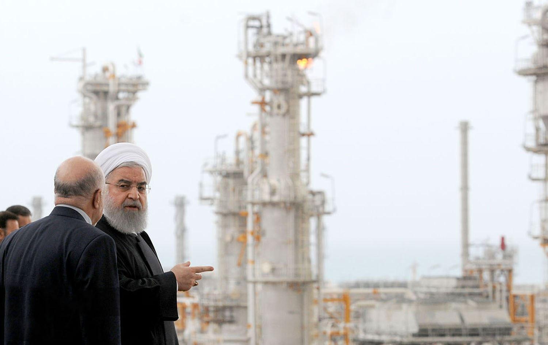 Ruhani: Petrol gelirimiz 120 milyar dolardan 20 milyar dolara geriledi