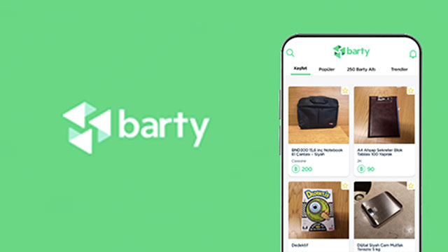 Barty 5 milyon TL  yatırım aldı