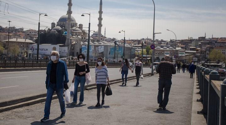 Türkiye'de her 53 saniyede 1 kişi Covid-19'a yakalanıyor!