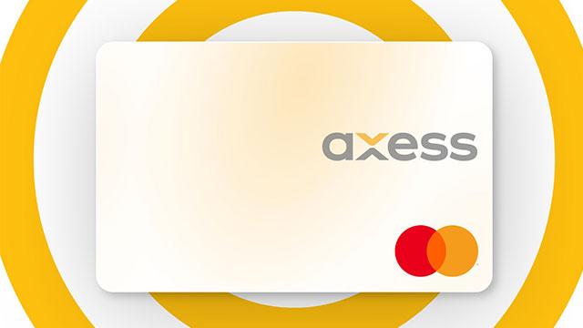 Axess'ten Türkiye'nin ilk cebe inen kredi kartı