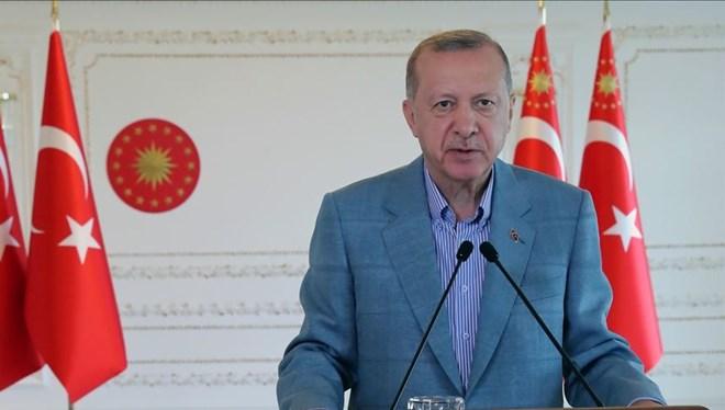 Erdoğan: 3. çeyreği her kesimi memnun eden bir büyüme oranıyla kapatacağız