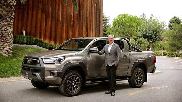 Yeni Toyota Hilux Türkiye'de satışa çıktı