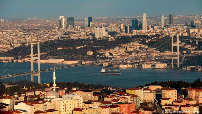 GABORAS, İstanbul'un deprem haritasını çıkardı