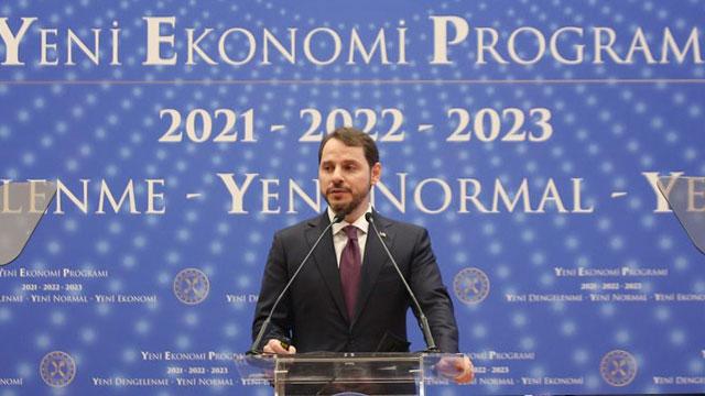 Sektör temsilcilerinden Yeni Ekonomi Programı'na tam destek