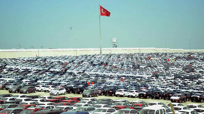 Otomotiv ihracatı yılın en yüksek seviyesinde