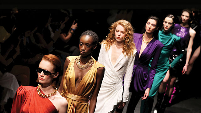 Dünden bugüne İstanbul'un moda haftası