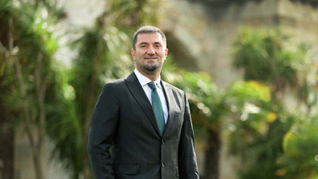 Yeşilay Genel Müdürü M. Nurullah Atalan oldu