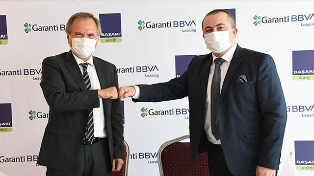 Garanti BBVA Leasing, Başarı Enerji ile işbirliğine gitti