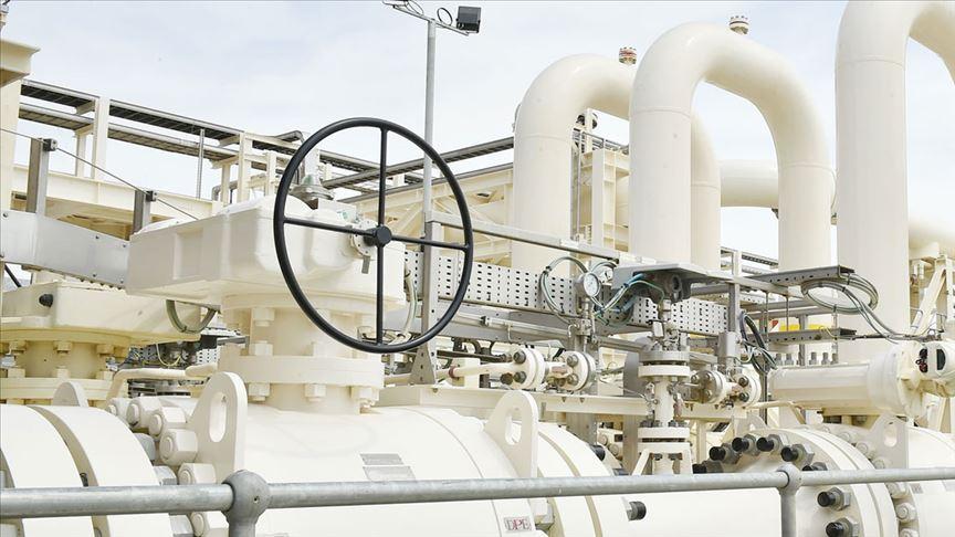 TAP, Avrupa'ya doğal gaz vermeye hazır