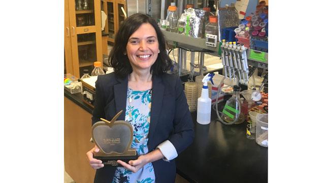 Sabri Ülker Bilim Ödülü, Doç. Dr. Elçin Ünal'a verildi
