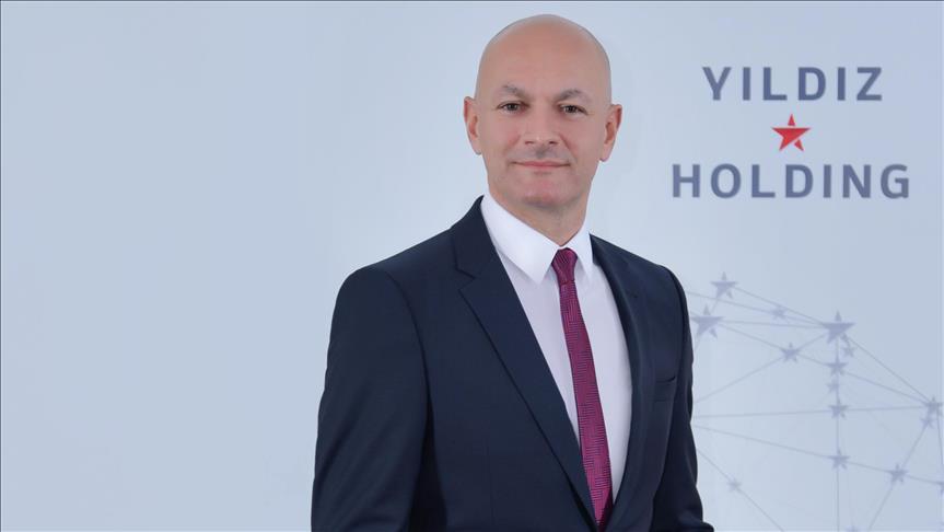 Yıldız Holding'in stratejik dönüşümüne Melih Yalçın liderlik edecek
