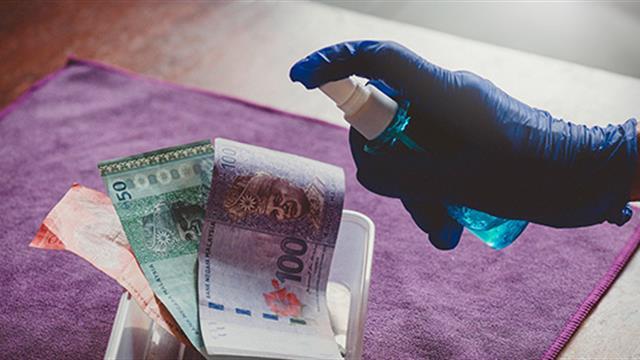 Pandemide nakit para kullanımı azaldı