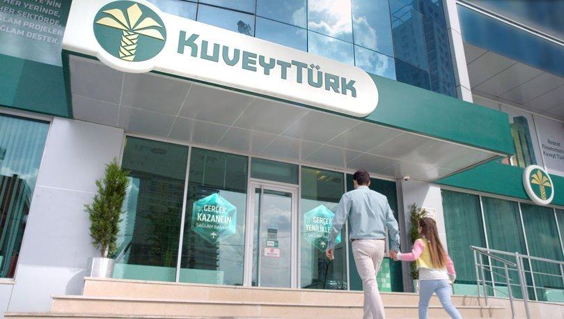 Kuveyt Türk'ten işletmelere 500 bin liraya kadar online finansman