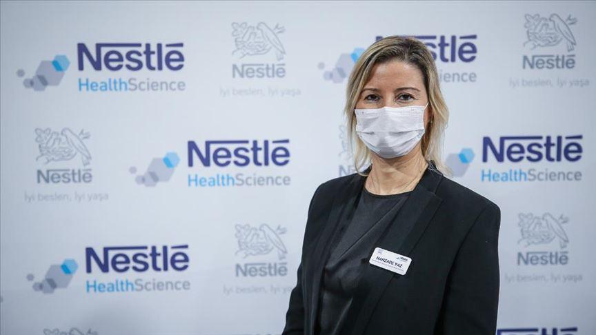 Nestle ilk medikal beslenme ürünleri fabrikasının temelini Bursa'da attı