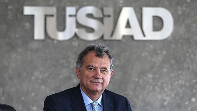 TÜSİAD: Merkez Bankası'nın adımı yeni bir döneme girdiğimizin işareti