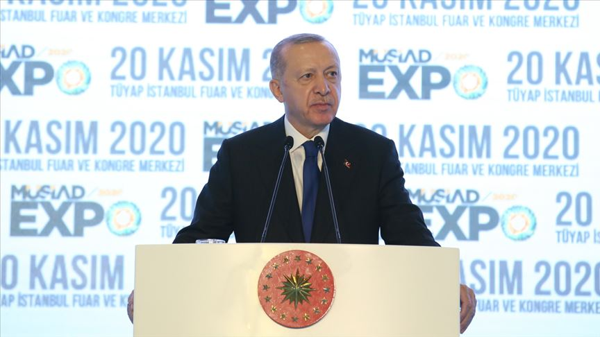 Erdoğan: Ülkeyi enflasyon, kur ve faiz sarmalından çıkaracağız