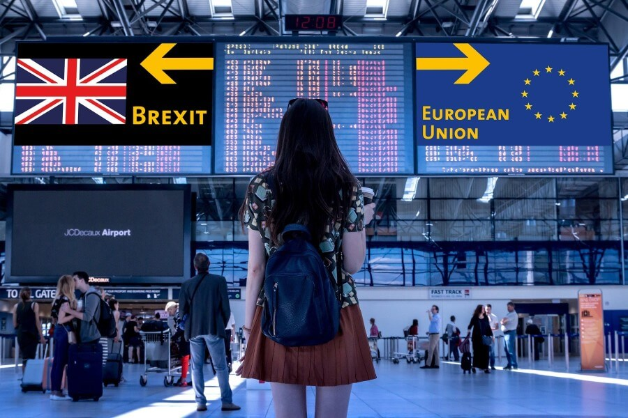 Brexit'e koronavirüs freni