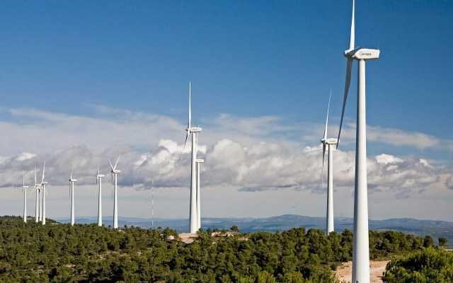 Rüzgardan elektrik, tüm yenilenebilir kaynakların toplamını geçti