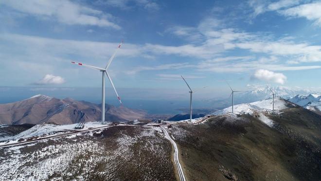 FİBA'dan 220 milyon dolarlık 4 yeni rüzgar santrali