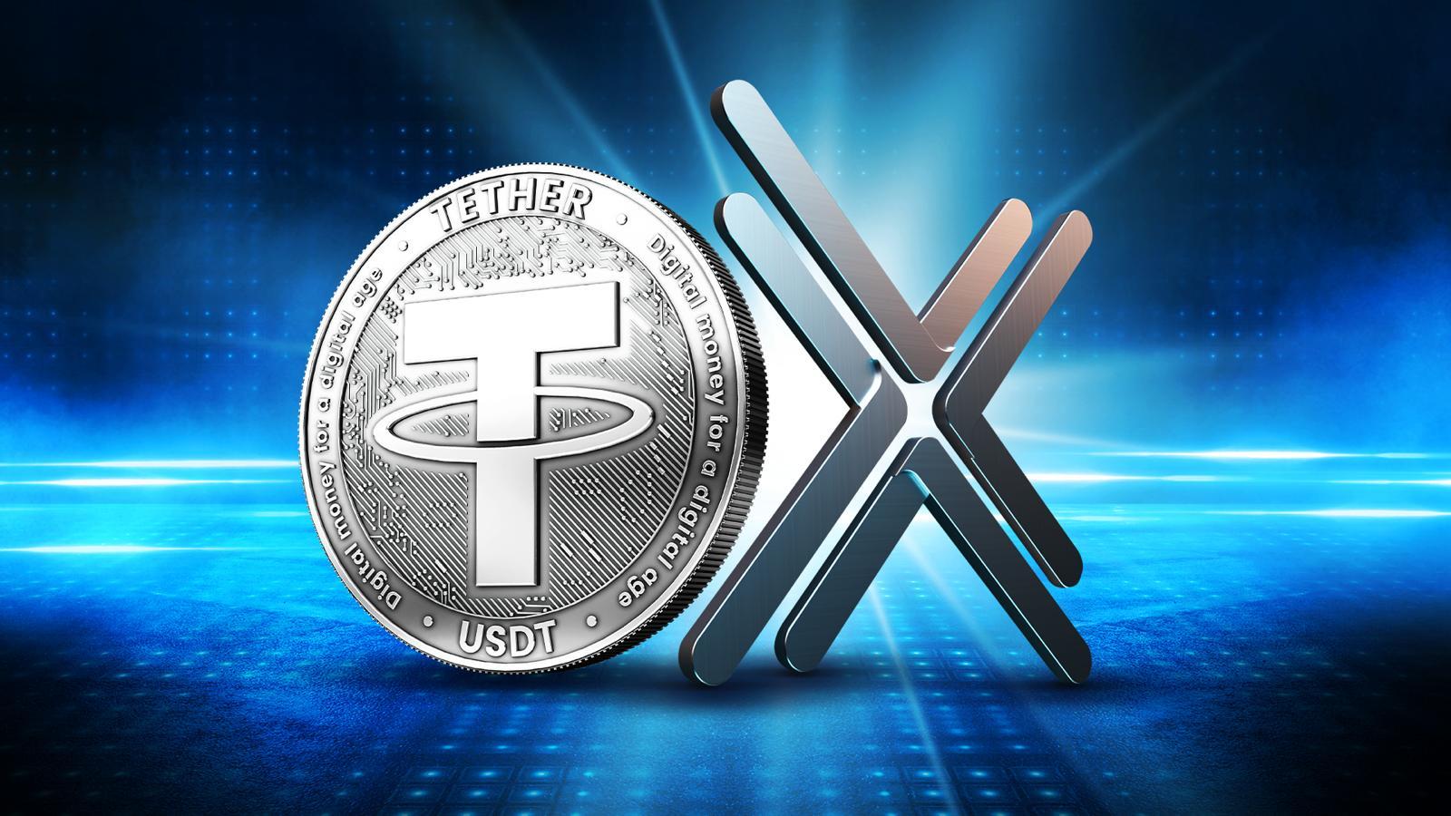 Icrypex'de Tether işlemleri başladı