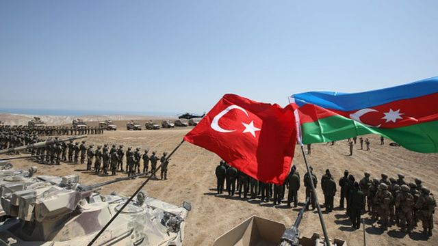 Türk müteahhitler Dağlık Karabağ'ın yeniden imarında rol almak istiyor