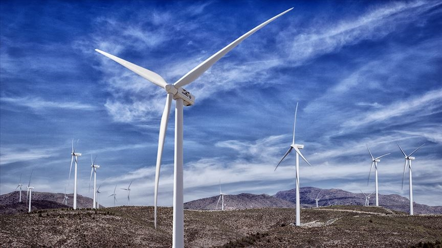 Türkiye 6 kıtaya rüzgar enerjisi ekipmanı ihraç ediyor