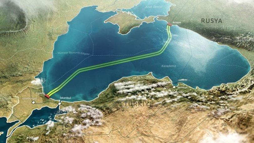 TürkAkım'dan Avrupa'ya 5,8 milyar metreküp gaz taşındı