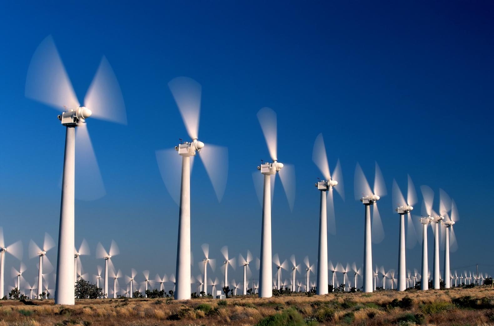 Türkiye elektriğinin %8,44'ünü rüzgardan karşıladı