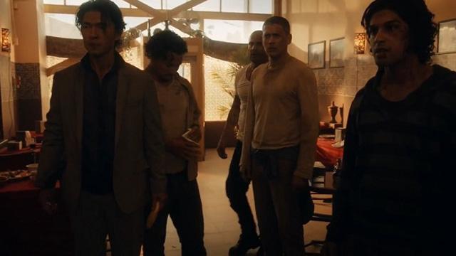 Prison Break 5. sezon 5. bölüm çıktı mı? Son bölü Prison Break fragman izle