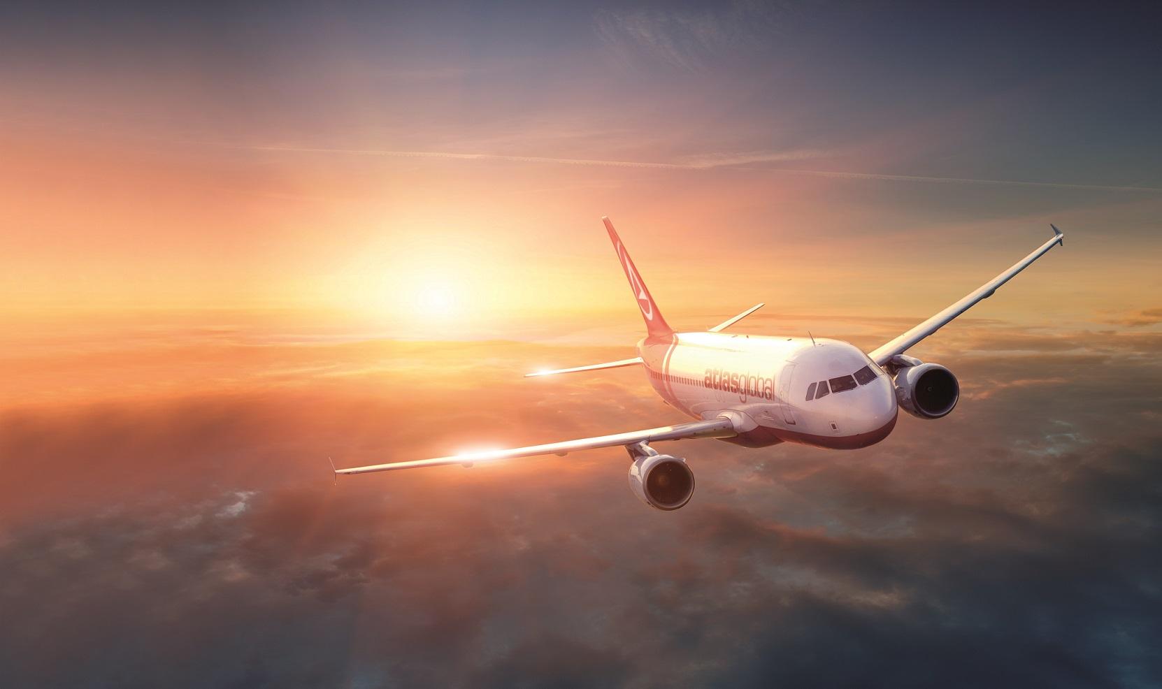 Atlasglobal, Rusya'ya en çok yolcu taşıyan yabancı havayolu şirketi oldu