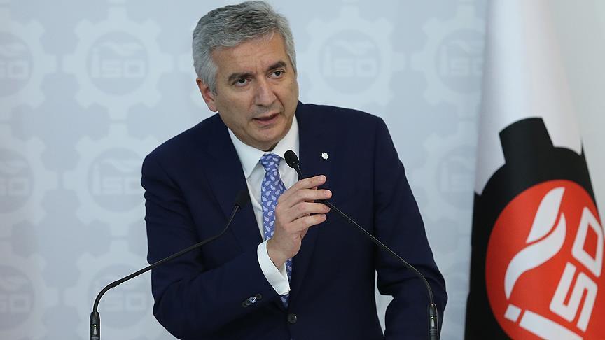 İSO Başkanı Bahçıvan: Bazı bankalar hadlerini aşan bir tutum içerisinde