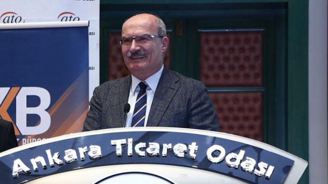 ATO Başkanı Baran: Karekodlu çek ticarette hayati önem taşıyor
