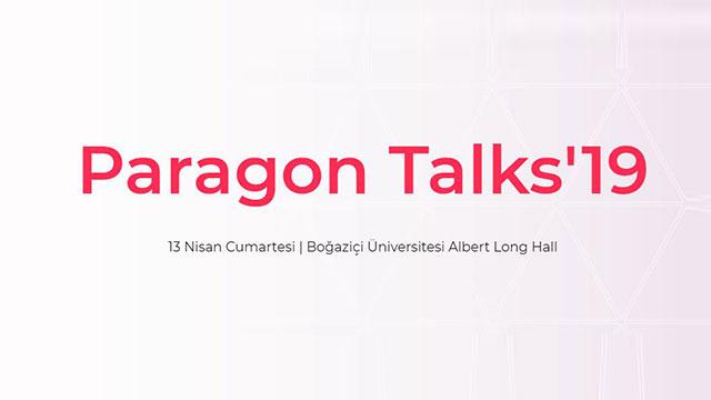 Paragon Talks'19 ile gençler sahnede