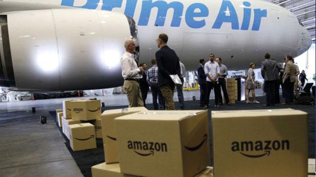 Amazon kendi havalimanını yapıyor