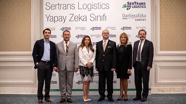 Sertrans'tan Türkiye'nin ilk yapay zeka odaklı kodlama sınıfı