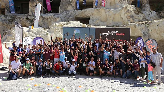 Türkiye Drone Şampiyonası Kapadokya Etabı sona erdi