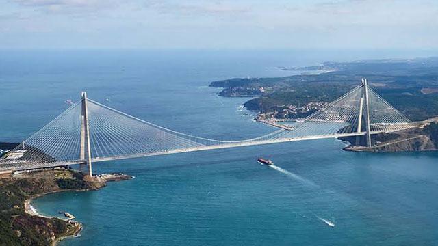 KGM'den Yavuz Sultan Selim Köprüsü açıklaması